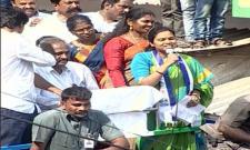 YSRCP Leader Vidadala Rajani Fires on Prathipati Pulla Rao - Sakshi