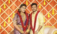 Parthiban daughter Abhinaya Wedding with Naresh Karthik - Sakshi