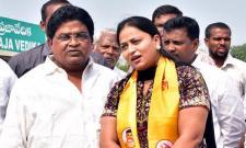Suspense Rises On TDP Candidate Shabana Khatoon Nomination - Sakshi