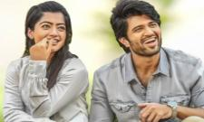 Rashmika Reacts On Liplock Sean - Sakshi