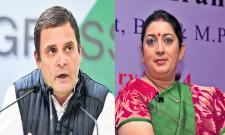 BJP And Congress Targets Loksabha Elections - Sakshi