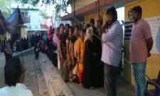 Telangana Parliamentary Elections Polling Ends - Sakshi