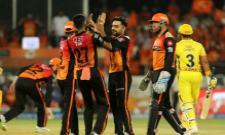 IPL 2019 CSK Set target To 133 runs Against Sunrisers - Sakshi