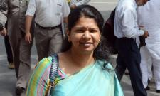 I-T Dept conducts raid at DMK candidate Kanimozhi house - Sakshi