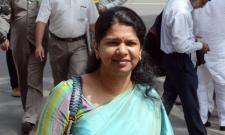 I-T Dept conducts raid at DMK candidate Kanimozhi house - Sakshi