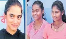 Humera, Bhakti Shaw to French Open Qualifiers - Sakshi