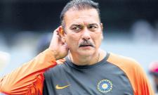I wanted 16-man strong squad for World Cup, says Ravi Shastri - Sakshi