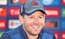 Morgan as England captain - Sakshi