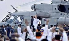 Election Commission suspends poll officer for checking Modi helicopter  - Sakshi