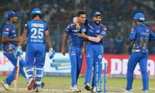 IPL 2019 Mumbai Indians Beat Delhi Capitals By 40 Runs - Sakshi
