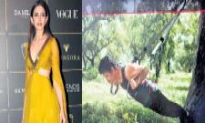 Nagarjuna being unhappy over Rakul Preet's slim and hot look - Sakshi
