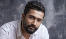 Vicky Kaushal Meets With An Accident While Shooting - Sakshi
