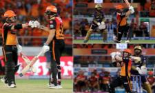 SRH Beat KKR By 9 Wickets - Sakshi