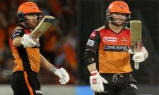 Warner ana Bairstow Pair Got Most runs by an opening pair in a season - Sakshi
