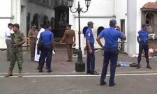 Sri Lanka Bomb Blasts Updates: 290 Dead, 500 Injured  - Sakshi