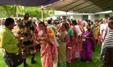Lok Sabha Third Phase Election Polling Begins - Sakshi