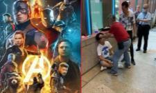 Avengers Endgame Fans Beaten A Spoiler In China - Sakshi