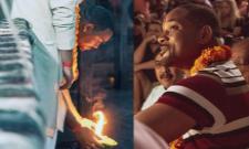 Hollywood Star Will Smith Takes Part in Ganga Aarti At Haridwar - Sakshi