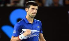 Novak Djokovic Advanced To Semifinal - Sakshi