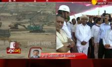 KCR Visits Kaleshwaram Project  - Sakshi