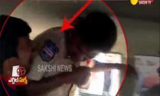 Adilabad, Police Overaction at Indervelly Mandal  - Sakshi