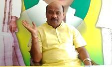 Ayyanna Patrudu Comments on Lagadapati Survey - Sakshi