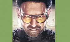 Prabhas Throws Intense Looks In the First Poster of Saaho - Sakshi