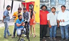 Sudhakar Intrest in Cinematography - Sakshi