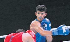 India Open International Boxing Tournament - Sakshi