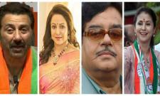 How Bollywood Celebrities Fared In Lok Sabha Election - Sakshi