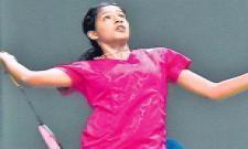 Gayatri Gopichand begins with easy win in Junior Badminton meet - Sakshi
