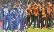 Delhi Capitals Beat Sunrisers Hyderabad in Eliminator - Sakshi