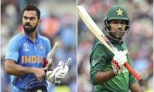 India vs Pakistan, ICC Cricket World Cup 2019 - Sakshi