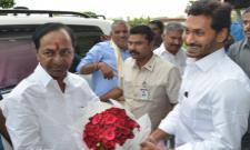 KCR invites AP CM YS Jagan for Inauguration of Kaleshwaram Project - Sakshi