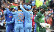 India beat Pakistan by 89 runs in rain-curtailed match - Sakshi