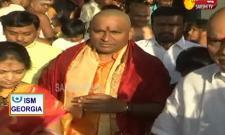 Minister Vellampalli Srinivas Visits Tirumala Tirupati