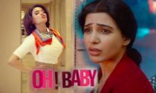 Samantha Oh Baby Movie Trailer - Sakshi