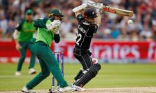 World Cup 2019- New Zealand Beat South Africa  - Sakshi
