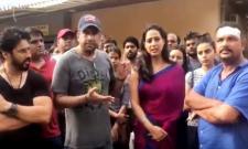 Cast And Crew Of Ekta Kapoor Fixer Allegedly Beaten Up By Drunk Men - Sakshi
