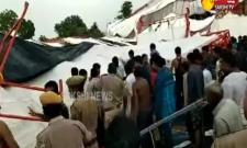Barmer tent collapse: 14 dead, many injured