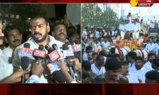 Minister anil kumar yadav visits nellore
