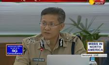 AP DGP Gautam Sawang Speech @ Collector Conference