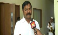 YSRCP MLA Thadishetty Raja Fires On TDP Leaders - Sakshi