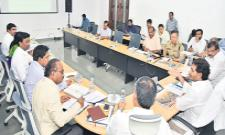 Give a comprehensive report on corruption says YS Jagan with CRDA Officials - Sakshi