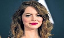Emma Stone Injures Shoulder After Slipping on Floor - Sakshi
