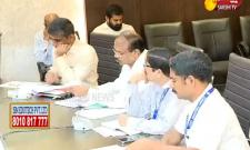 AP CM YS Jagan tp Hold Video Conference with Collectors and SP's over Spandana Program