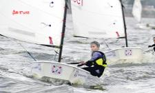 Preeti Again Leads in Sailing Championsip - Sakshi