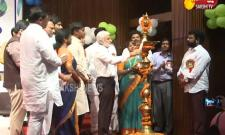AP Bhavan Employees Union Honor To AP New MPs