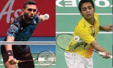 Pranay and Sourabh Enters Quarter Final at US Open - Sakshi