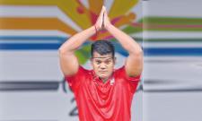 Ragala Venkat Rahul Wins Silver at Commonwealth Championship - Sakshi